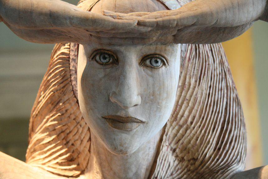 Sculpture by Malgorzata Chodakowska