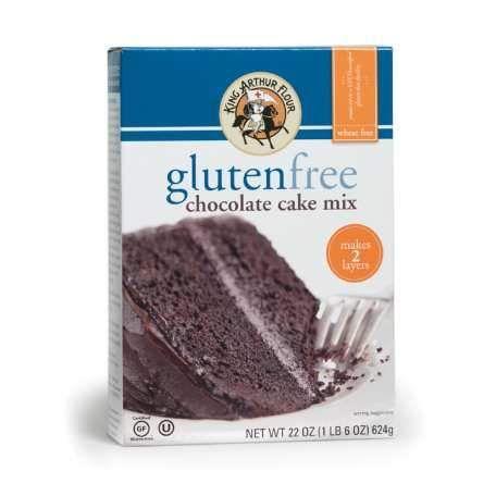 product photo | Gluten free chocolate cake, King arthur ...