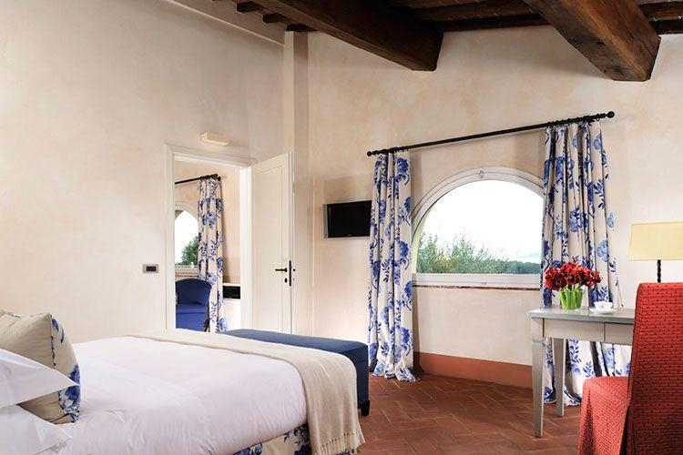 Castello del Nero, #Tuscany #Italy - Classic Suite - Room #luxurytravel