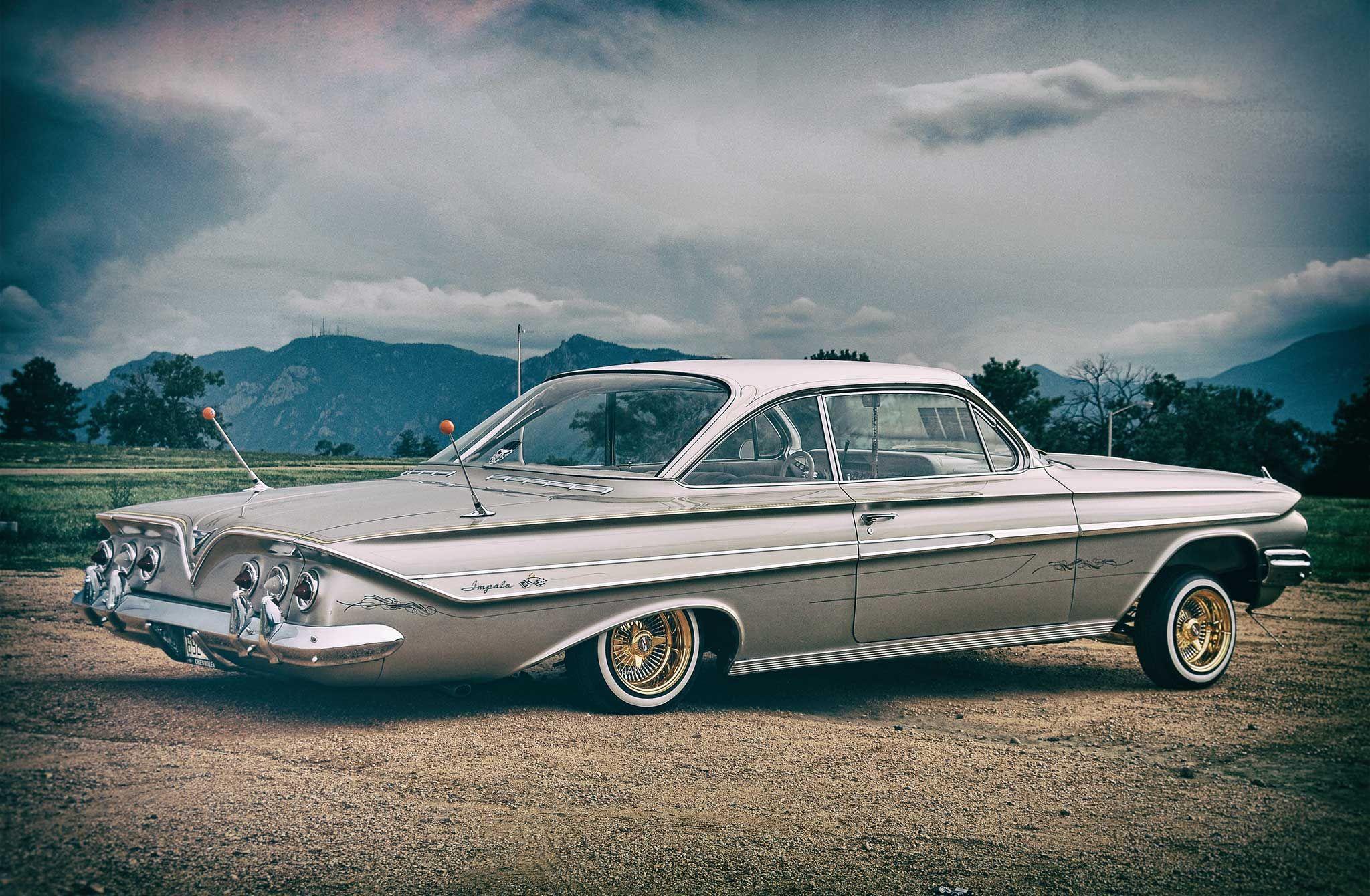 hight resolution of 1961 chevrolet impala precious metals found a 61 impala pot of gold in colorado