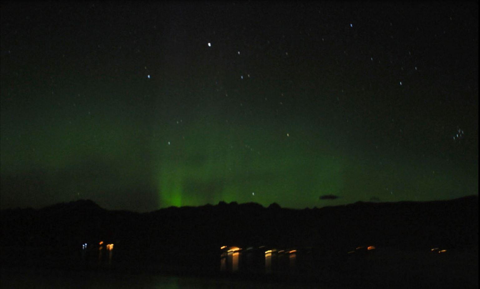 Aurora Boreale - stefano e vanessa