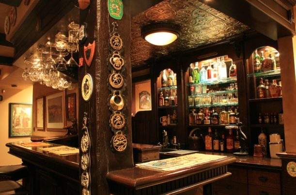 Have A Pint English Pub Style Basements Pub Decor Pub Interior Irish Pub Decor