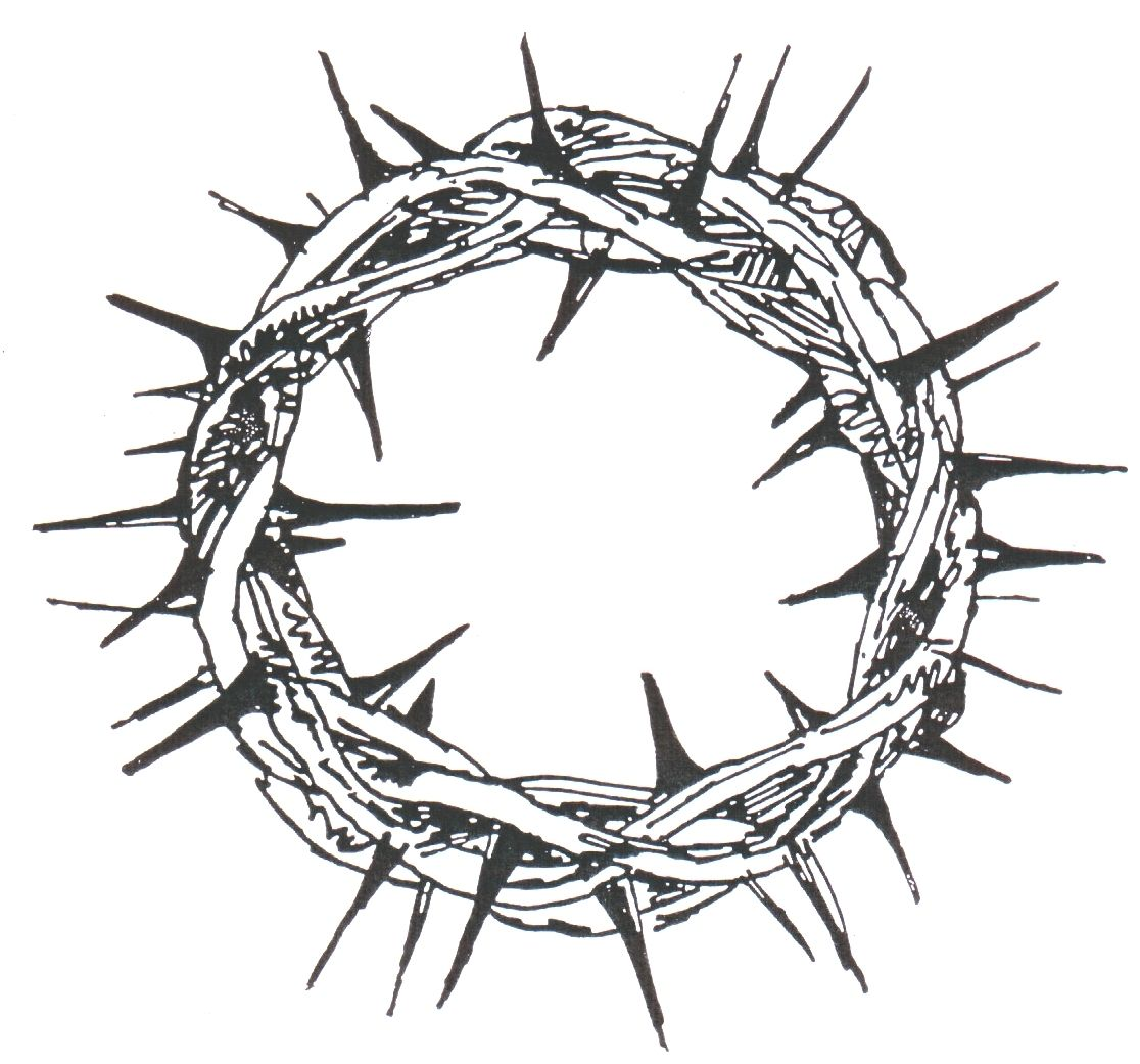 Silhouette Design Store Crown Of Thorns Crown Of Thorns Silhouette Design Design Store