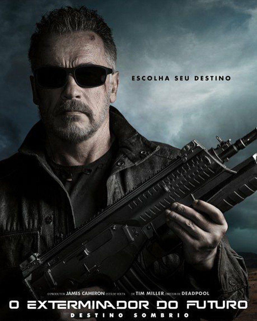 Pin De Leonardo Santiago Em Terminator Em 2020 Exterminador