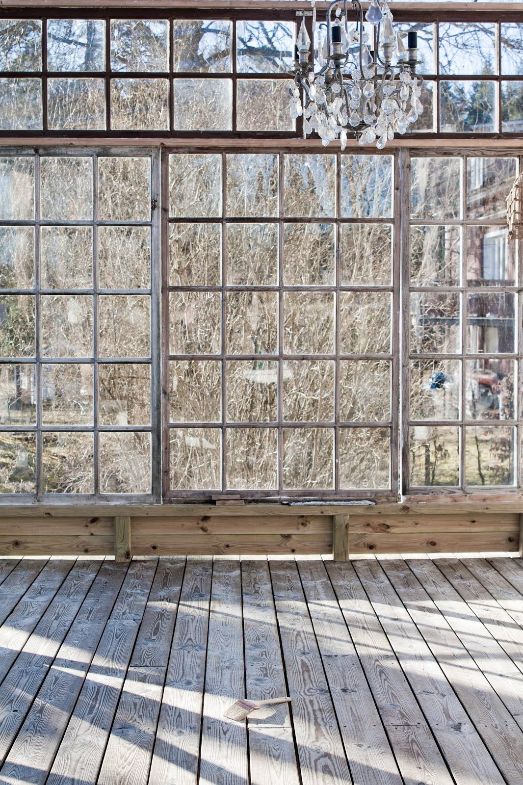 Window ideas for a sunroom  pin by sarah wiegersma on house and garden  pinterest  chandeliers