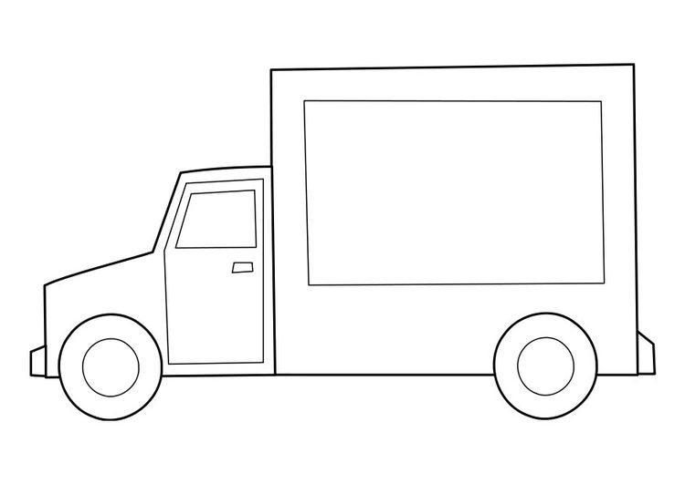 Kleurplaat Vrachtwagen Afval Pinterest Little Gifts Gifts And