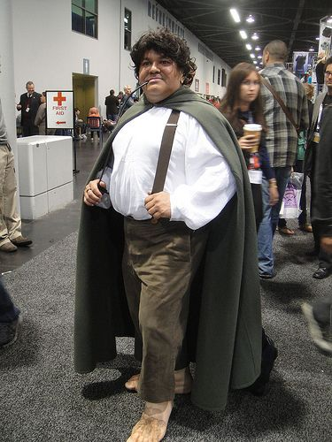 WonderCon 2012 - Frodo from Lord of the Rings