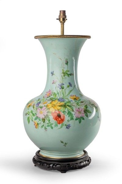 Late 19th Century French Porcelain Vase Products I Love