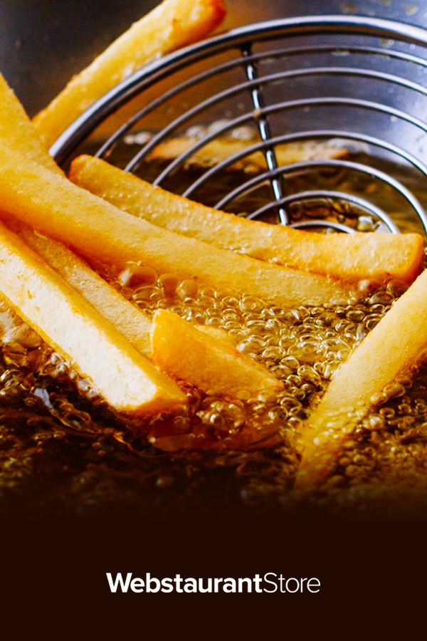 How To Choose Clean And Dispose Of Deep Fryer Oil Food Service
