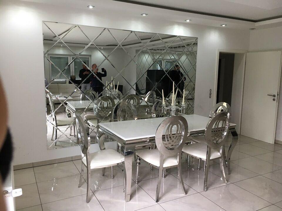 Spiegelfliesen mit Facette,Spiegel,Deko,Baklava Ayna in