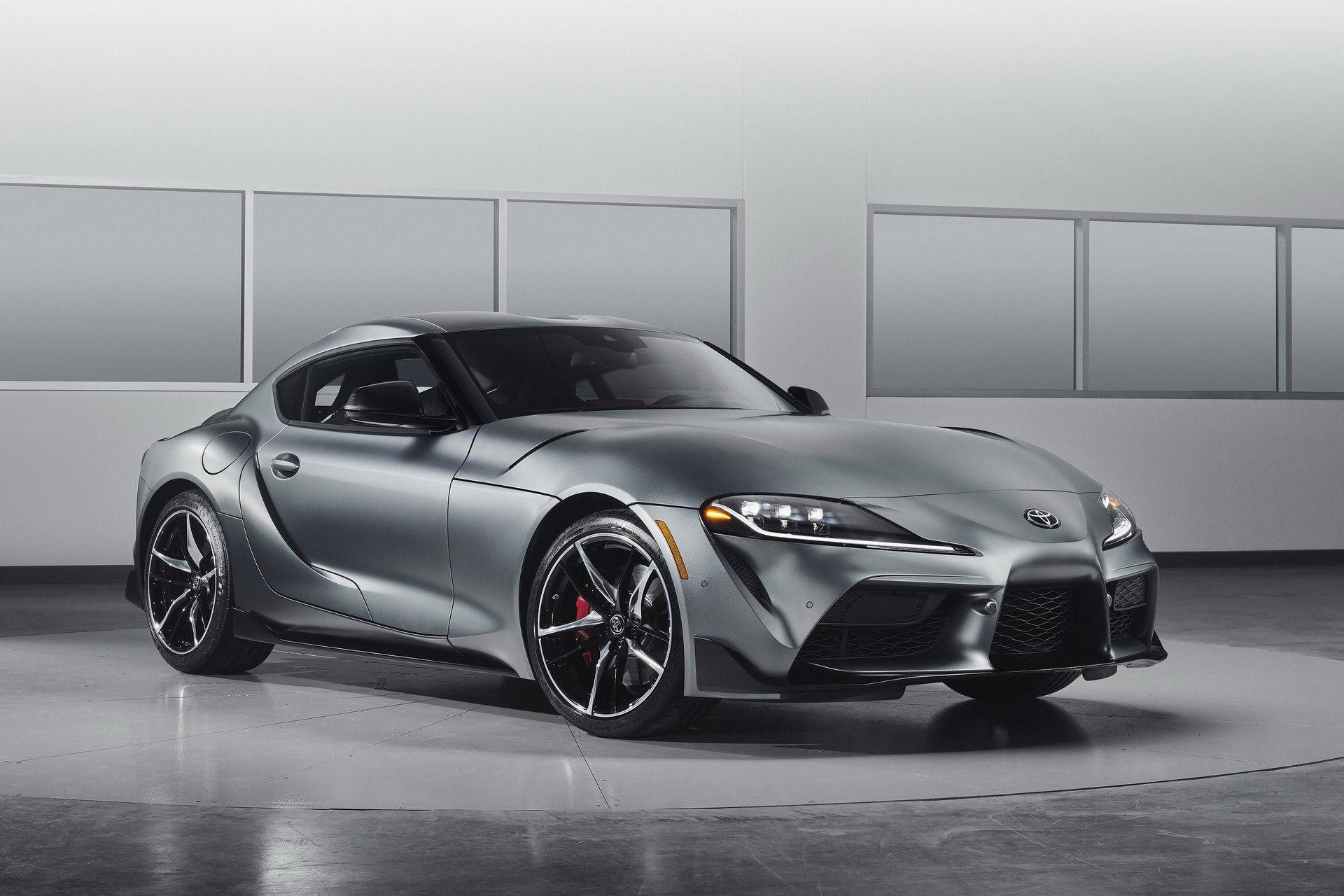 2020 Toyota Gr Supra Prices Officially Released Start From 49 990 In The U S Carscoops Newsportscars Luxuryspor New Toyota Supra Toyota Supra Toyota Cars