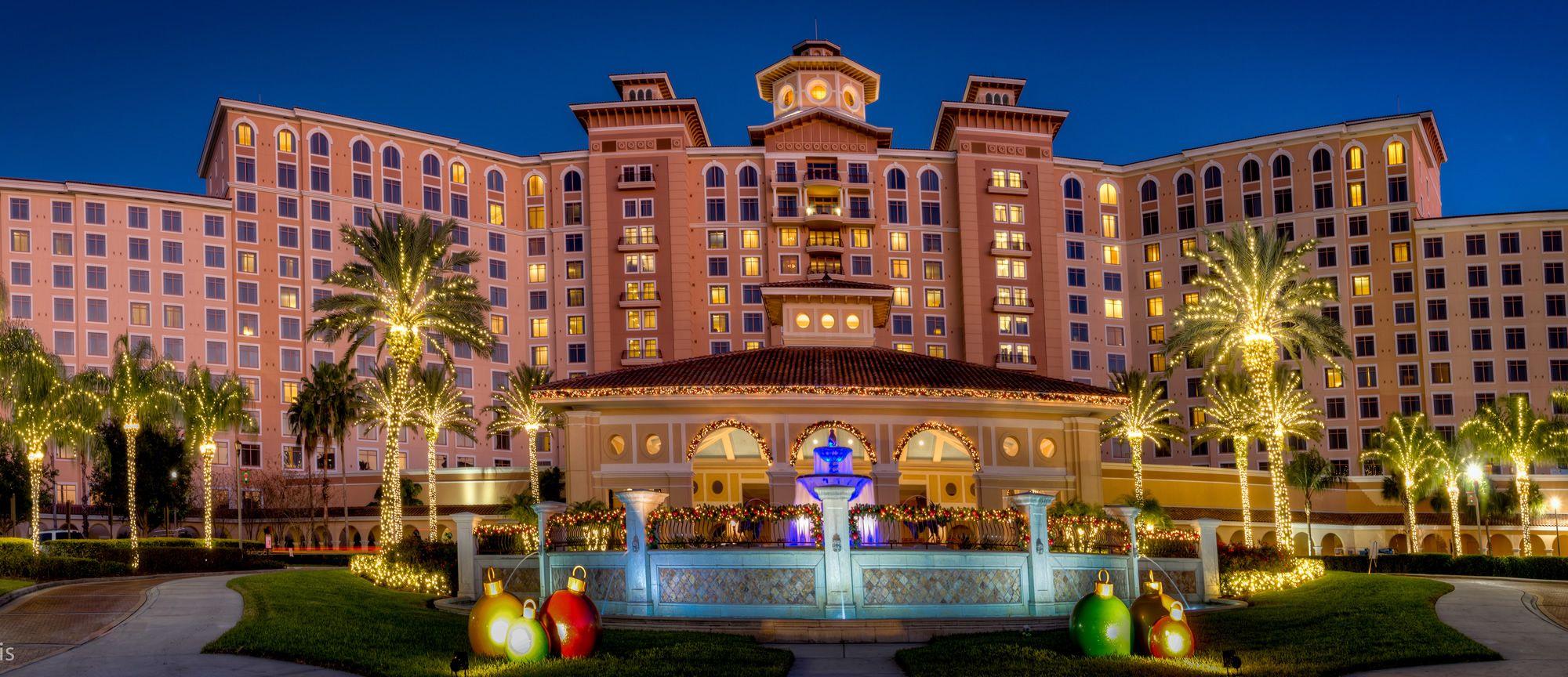 Rosen Shingle Creek Travel Orlando Resorts Orlando