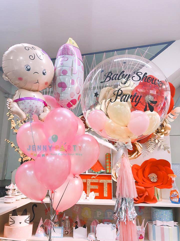 Ghim của Jenny Party Store trên BONG BÓNG TRONG VEO Sinh