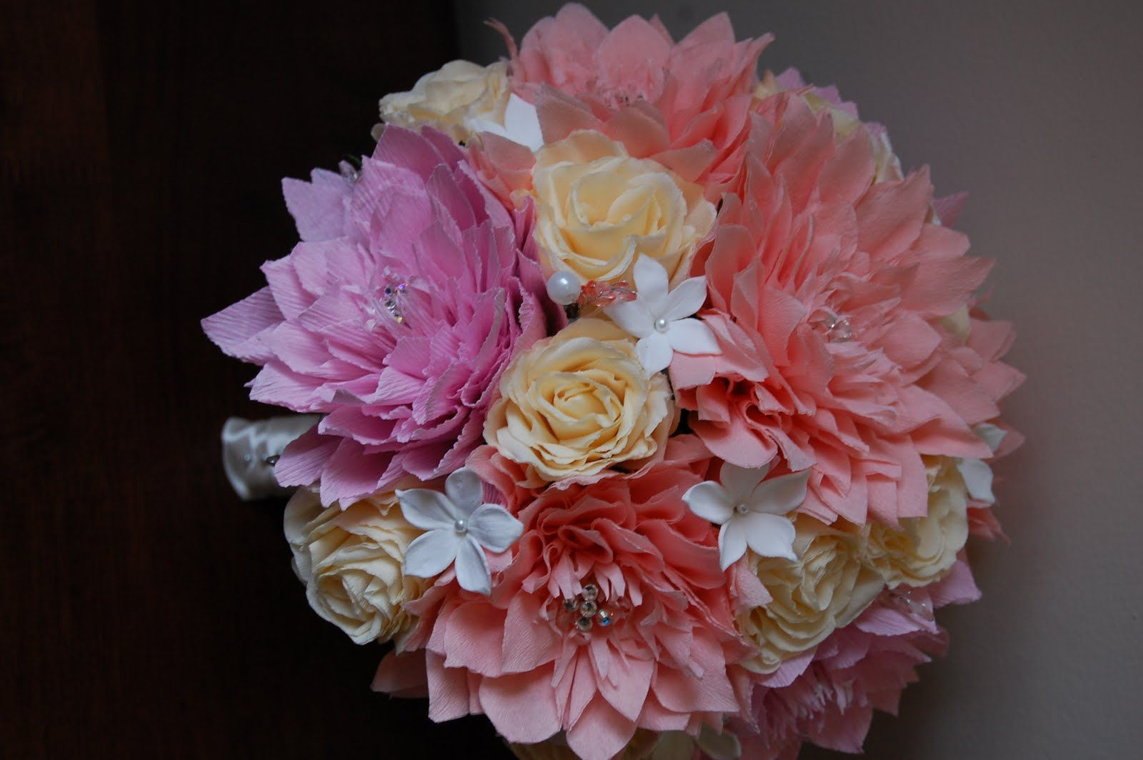 How To Make A Paper Flower | ORIGAMI | Pinterest | Paper flower ...
