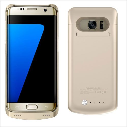 samsung galaxy s7 edge case with charger