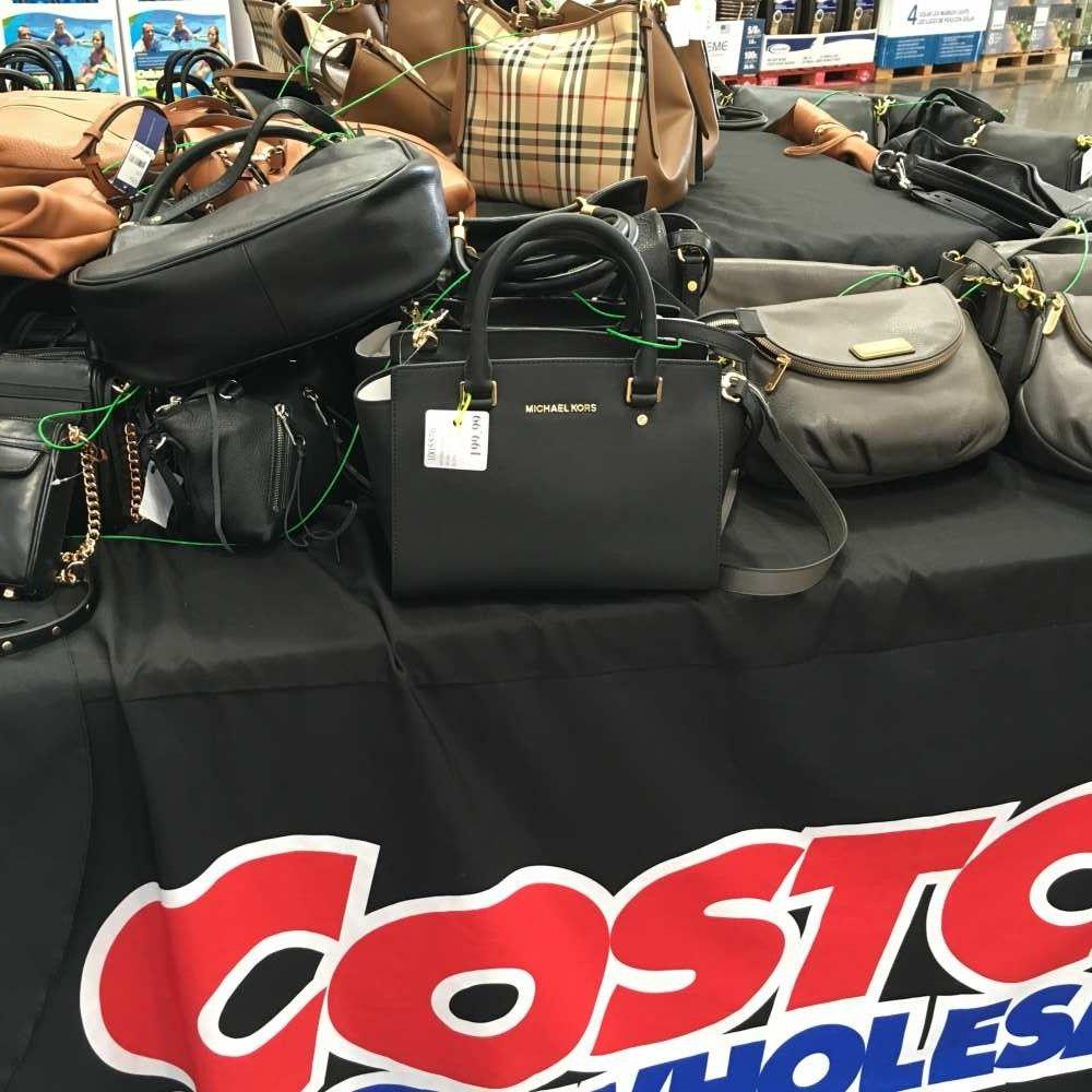 Can You Michael Kors Burberry Handbags At Costco