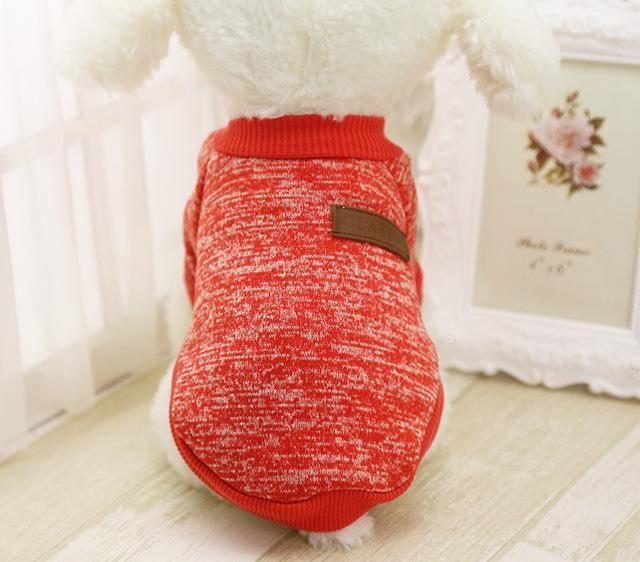 Cotton Dog Sweater