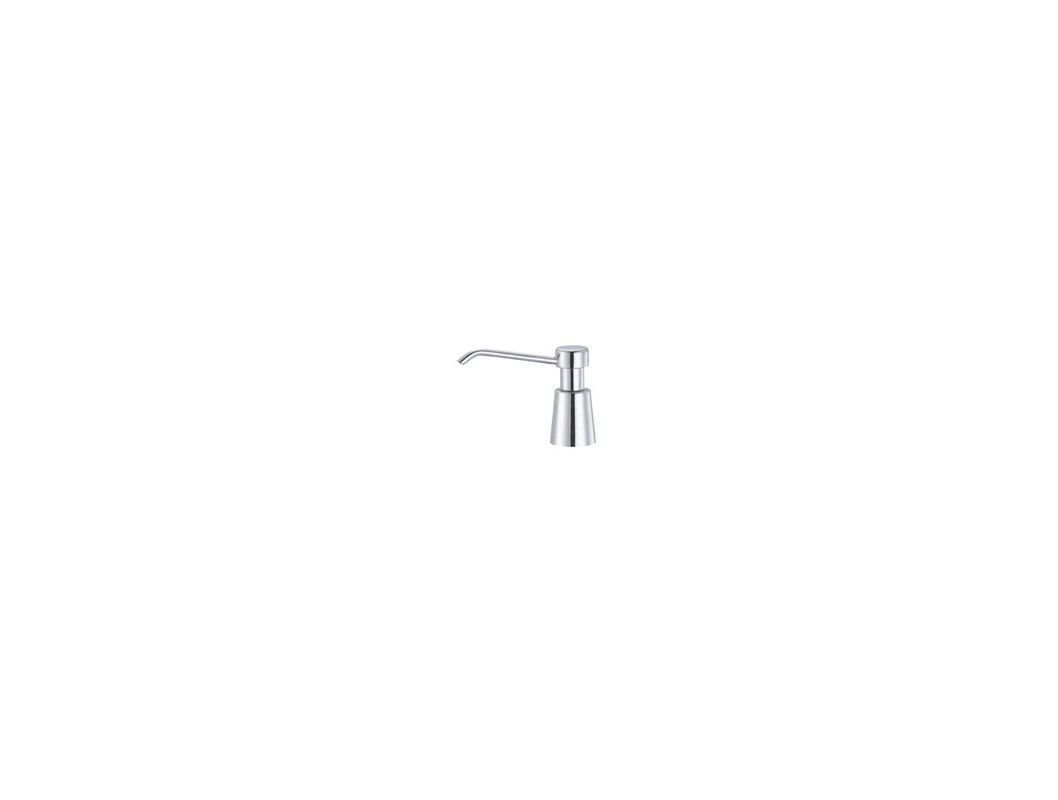 Danze DA502221 Deck Mounted Soap / Lotion Dispenser Chrome Accessory Soap Dispenser Deck Mounted
