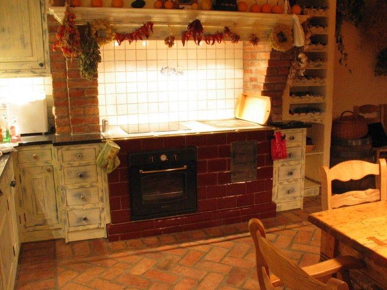 kuchnia rustykalna angielska retro galeria zdj�