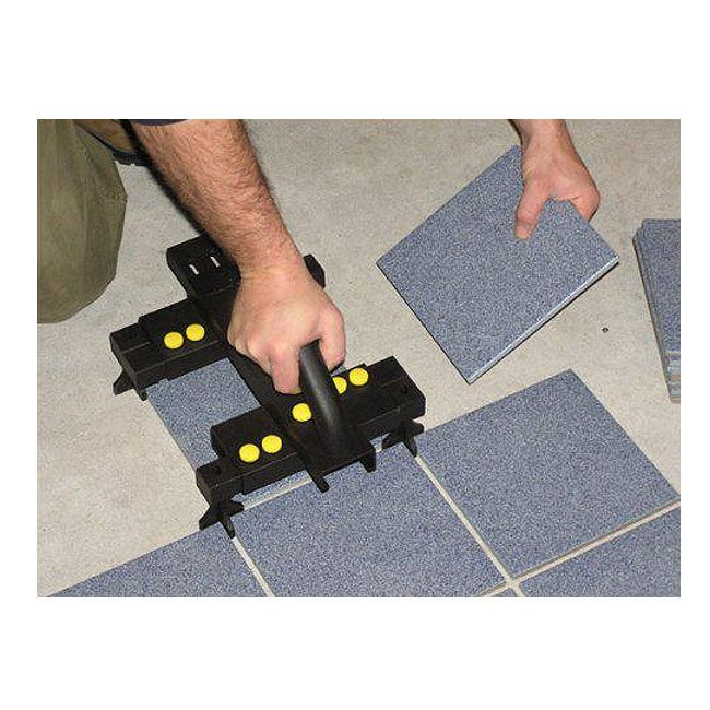 Smarthome.com: Tile Setting Device Helps Obtain Perfect Spacing and ...