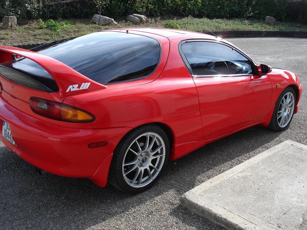 Mazda MX_3 | Mazda MX-3 | Pinterest | Mazda mx, Mazda and ...