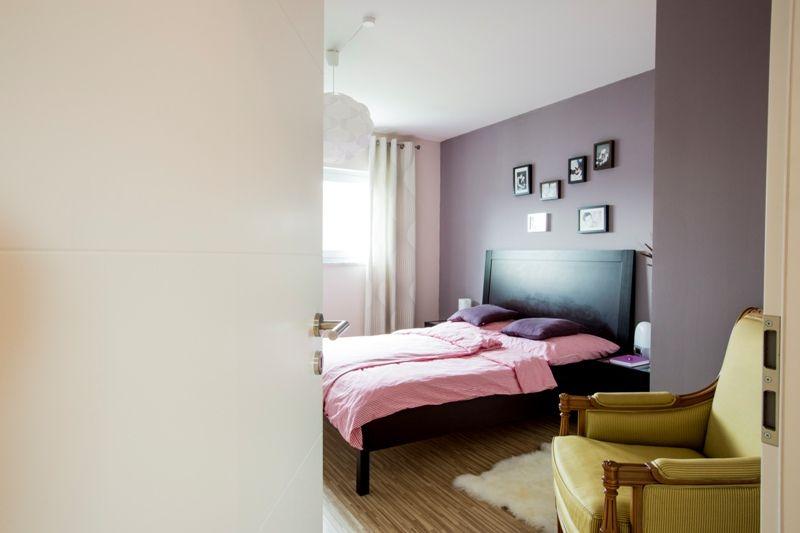 Vintage Schlafzimmermöbel ~ Fertighaus wohnidee schlafzimmer oldschool vintage gemütlich