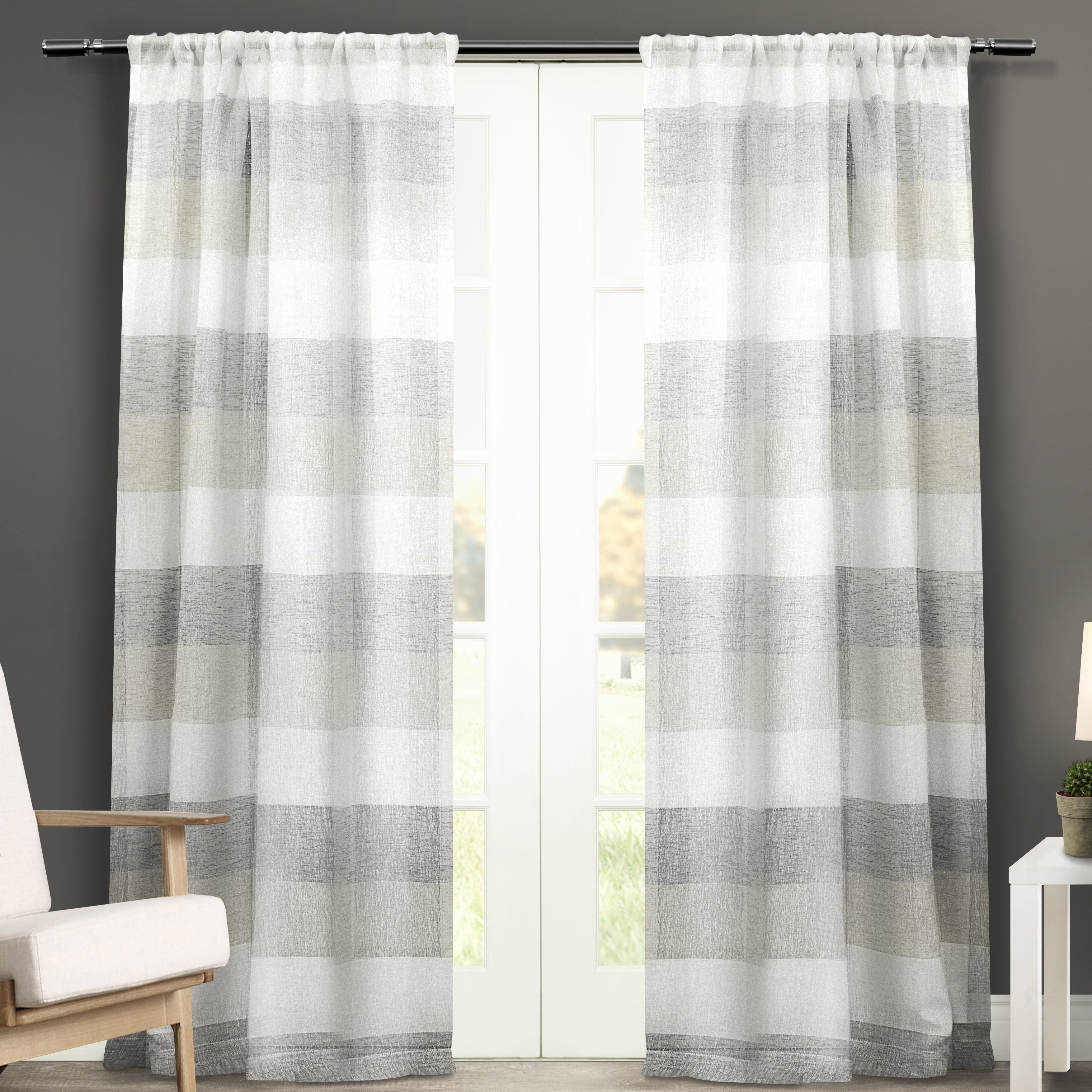 wayfair window treatments bathroom curtains drapes youll love wayfair westport condo pinterest