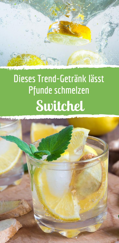 Switchel: Trend-Getränk lässt Pfunde schmelzen   Pinterest ...
