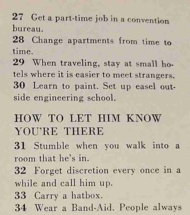 129 Ways To Get Husband Post From 1958 Is Hilarious Af