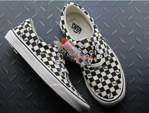 68d5a49e0f VANS VAULT OG ERA LX Checkerboard Black Check out from https   www.