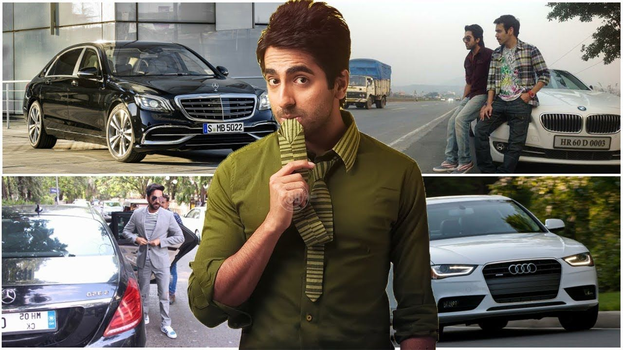 Ayushmann Khurrana Vehicle Collection Collection Vehicles Ayushmann Khurrana
