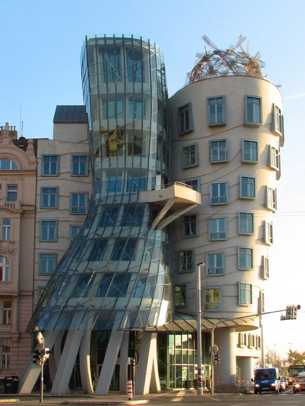 Top Architecture Buildings In The World world's top 10 beautiful buildings, tancici dum in prague | most