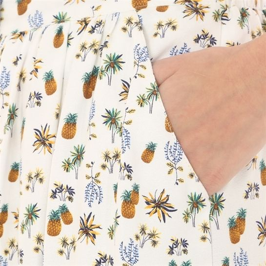 Jupe midi ananas - Collection Jupes courtes - Pimkie France