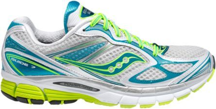 Check out this Saucony product GUIDE 7