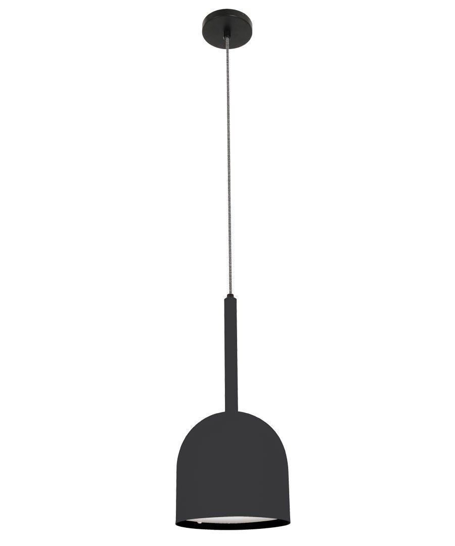 Captivating Kooper Pendant In Black   Modern Pendants   Pendant Lights   Lighting