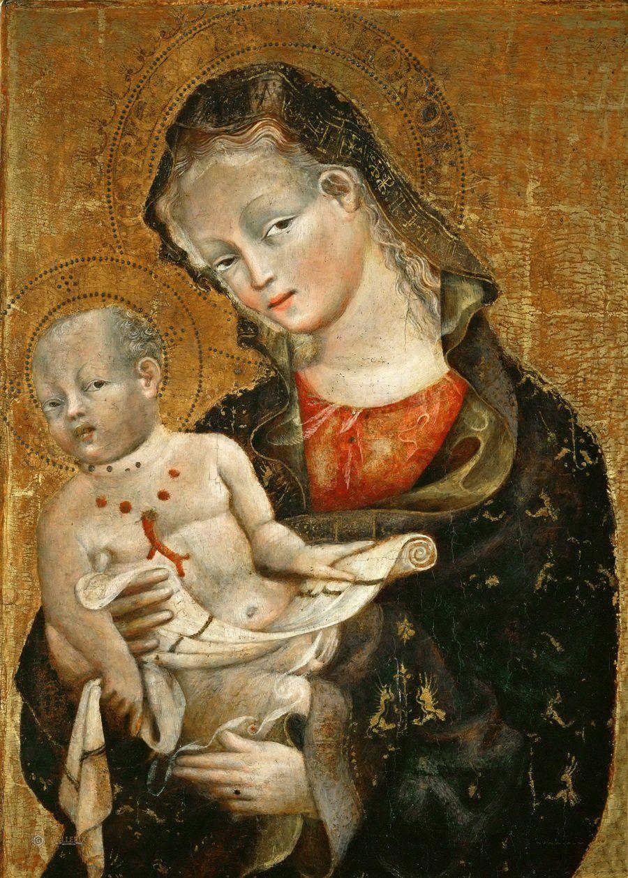 >Мадонны из коллекции Лувра (Musée du Louvre) | Часть ...
