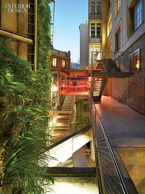 History on Tap: Jean Nouvel Updates a Barcelona Brewery | Projects | Interior Design
