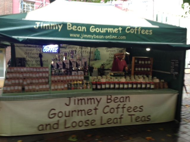 Jimmy Bean.... Tuesday 22nd - Sunday 27th October 2013... This week Market Place arrive in the beautiful city of York for a fantastic Continental Market!