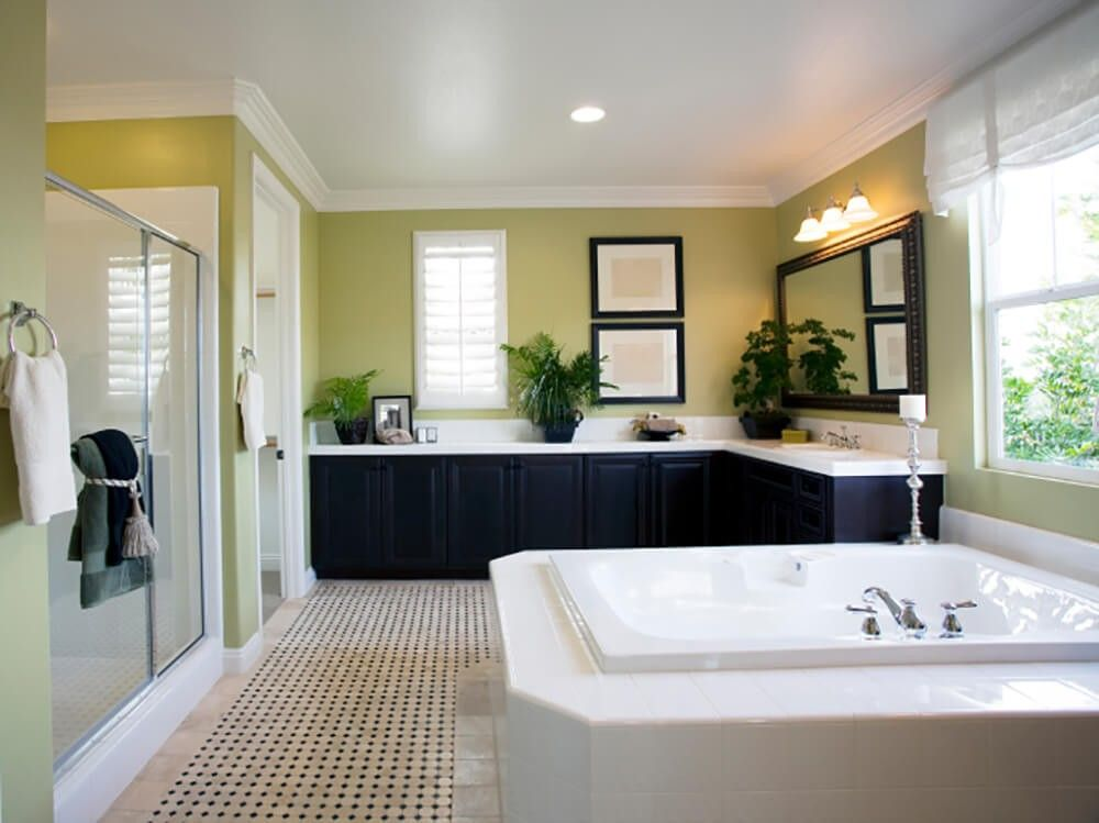 Top 10 Bathroom with L-shaped Vanity (With images ...