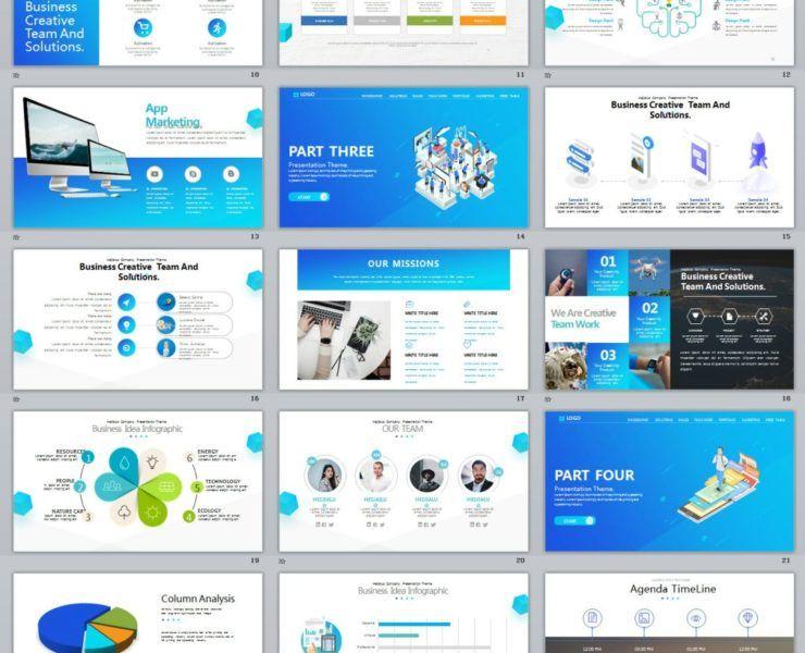 26 Business Marketing Analysis Powerpoint Template Powerpoint Powerpoint Templates Templates