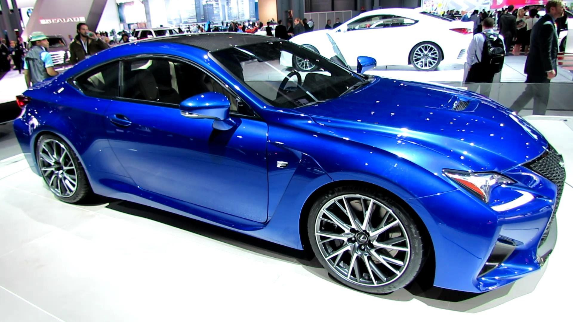 2015 Lexus RC F Photos Wallpaper Pictures of sports cars