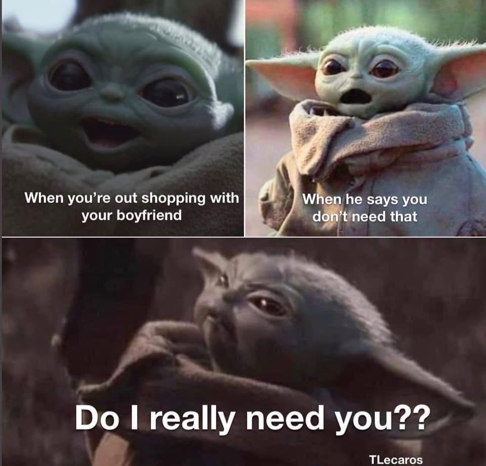 Baby Yoda On Instagram Do You Do This To Your Lover Follow Babyyodamemes Meme Babyyoda Mandalorian Disneyplus Yoda Meme Yoda Funny Star Wars Memes