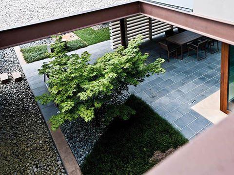 位於義大利的這個住宅空間 是建築師事務所 Unostudio Architetti