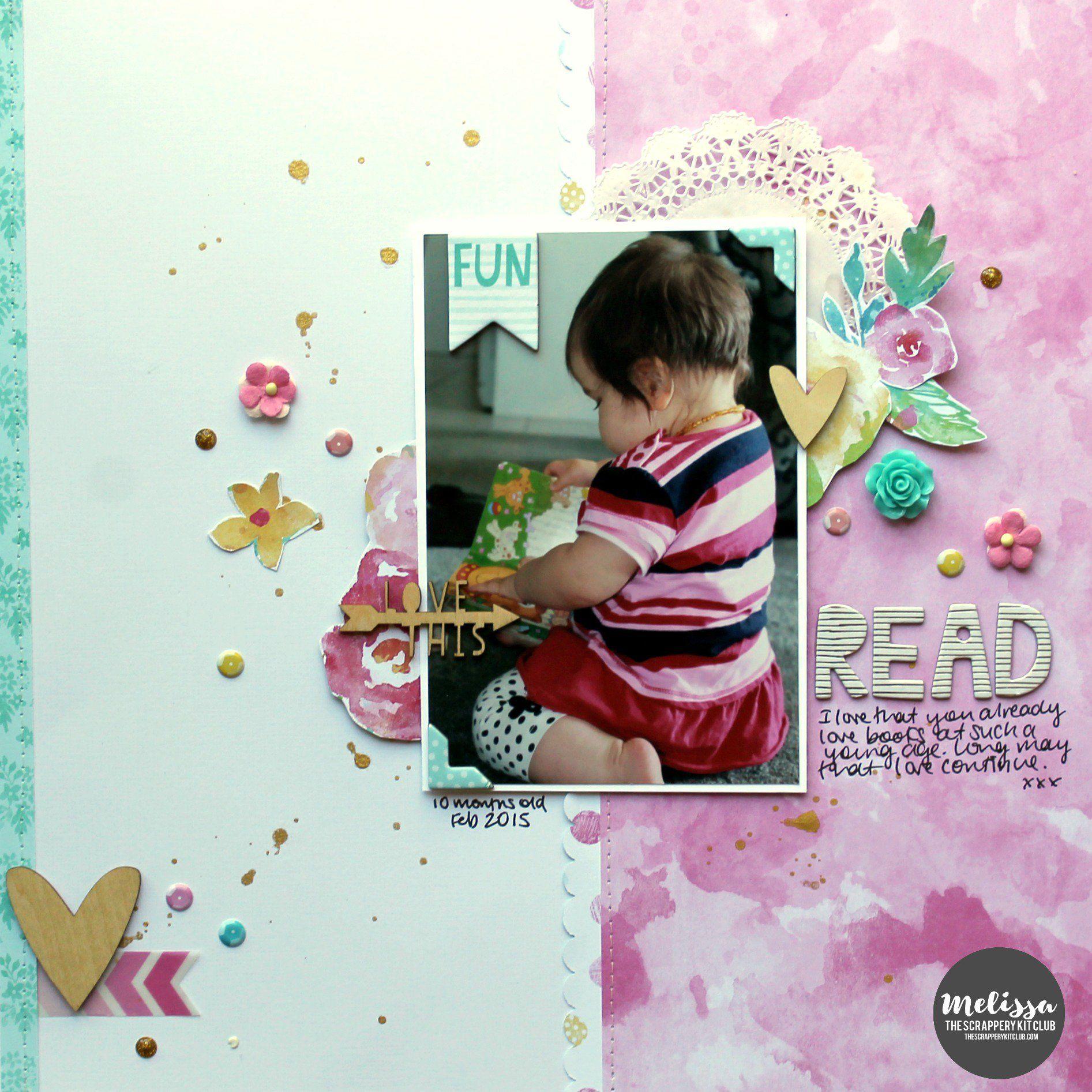 """Read -  Cocoa Vanilla Studio's """"Make a Wish"""" collection"""
