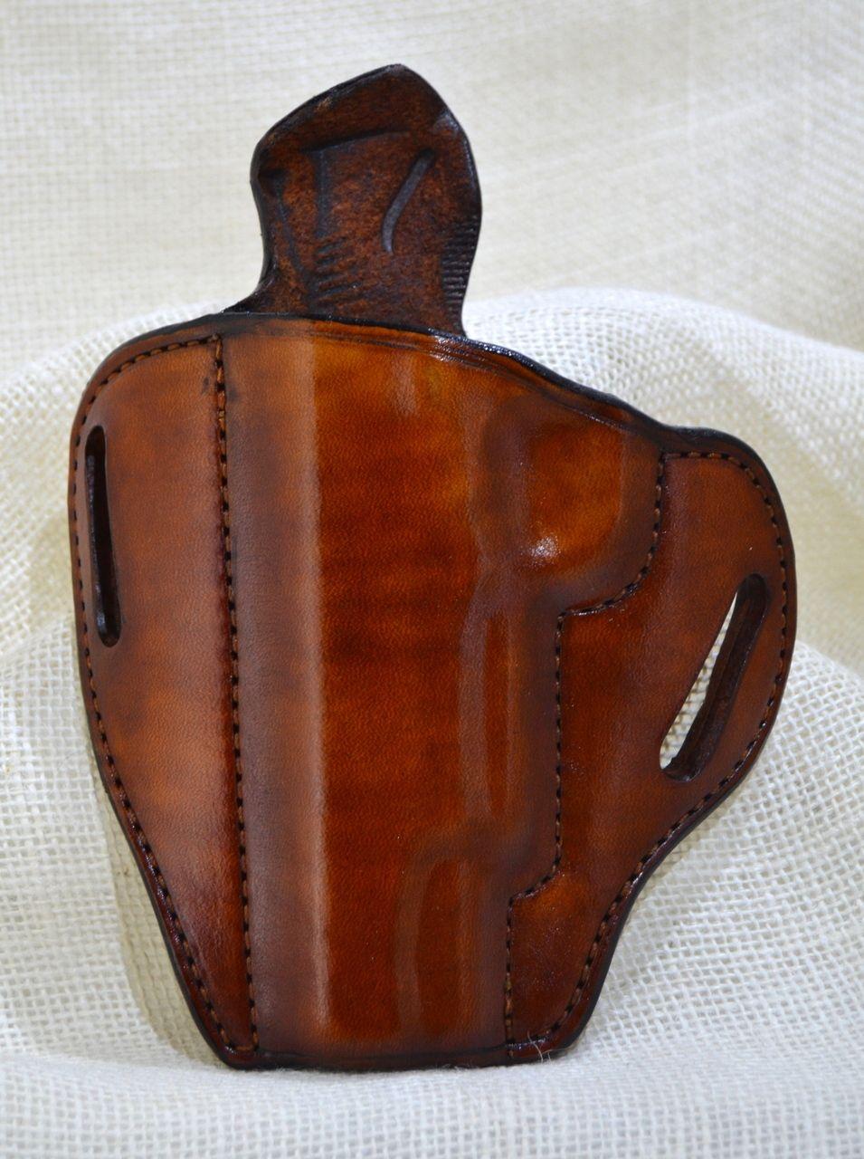 Pancake style custom leather holster for 1911 Models $59 99
