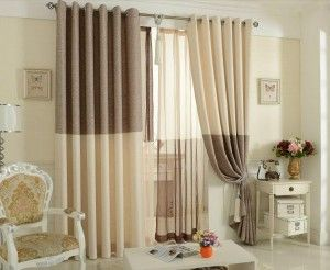 visillos para cortinas