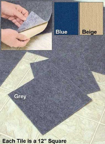Http Procarpetsupply Com Peel And Stick Blue Berber Carpet Tiles 12x12 Set Of 10 Take Advantage Of Our Daily Sales Carpet Tiles Berber Carpet Stick On Tiles