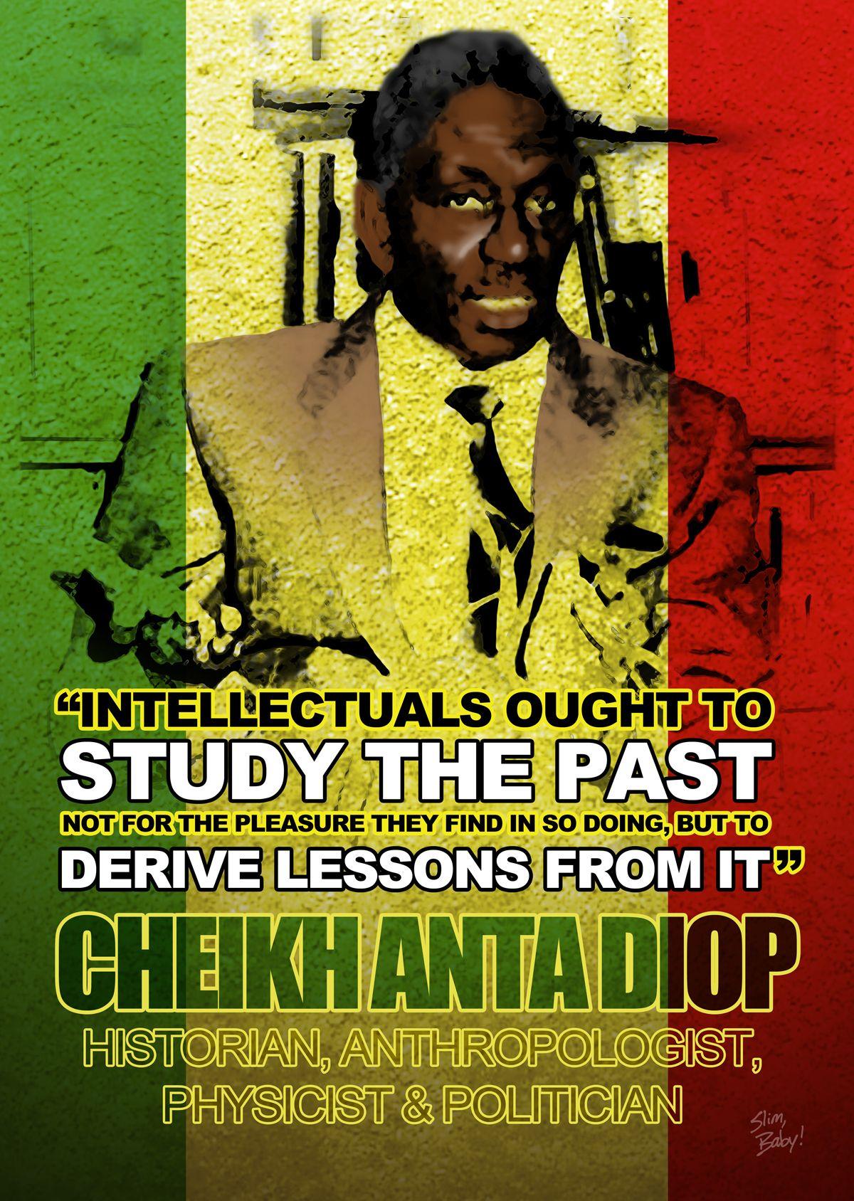 Dr Cheik Anta Diop Quotes Google Search Master Teachers Black