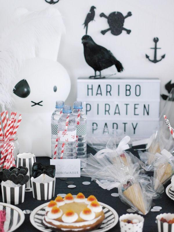 Happy Kindergeburtstag: Die HARIBO Piratenparty!II | Piratenparty ...