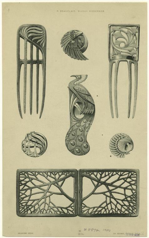 Bijoux modernes (1900-1902)